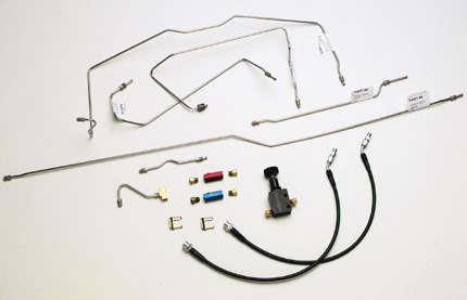 SO-CAL Speed Shop brake line kit
